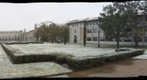 Rice Snowstorm 2009: Amazement at the Amount of Snow!  - a 360-Degree Panorama 7/11