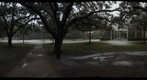 Rice Snowstorm 2009: Herring Hall, Brochstein Pavilion, Fondren Library, and the Humanities Building - a 360-Degree Panorama 2/11