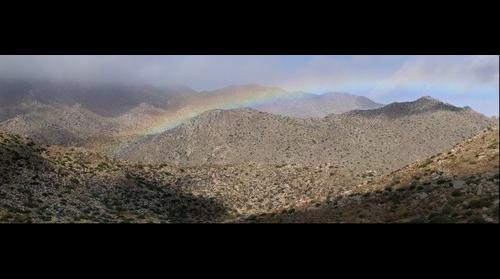 Anza-Borrego Storm Rainbow 5A