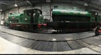 Tanfield Railway - Marley Hill engine shed