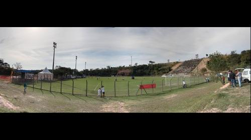 Estadio Capela Nova, Betim, Minas Gerais, Brazil