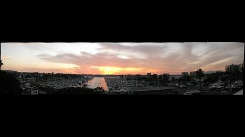 Marina del Rey, Sunset 2