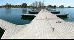 Boat Dock, Lake Murray, San Diego, CA, USA, 22 March 2008