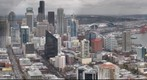 USA -> Washington -> Seattle Downtown from the Space Needle