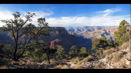 Hermit's Rest, Grand Canyon National Park, Az
