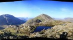 Summit of Haystacks, Lake district Cumbria, UK