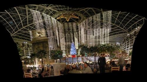 The Gaylord Resort, Main Atrium