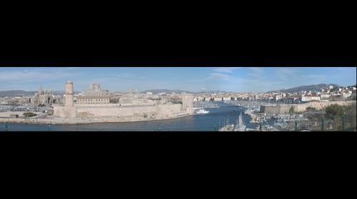 Marseille vue pharo