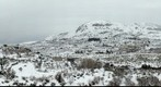 Nieve desde Alcoleja