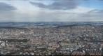 Panorama from etliberg in Zurich