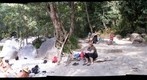 Mossman Gorge (QLD), 3d-pano (right eye)