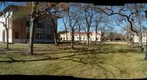 Another Beautiful December Blue-Sky Day in Houston - 360-Degree Panorama 2/3