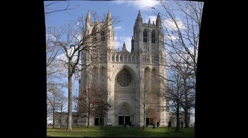 US National Cathedral, West Facade