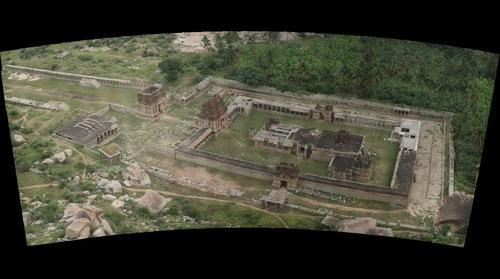 Achutaraya Temple at Hampi