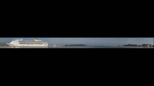Korfu dock