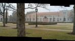 Fog in the Academic Quad: Rice University 12/29/09 - 360-Degree Panorama 3/3