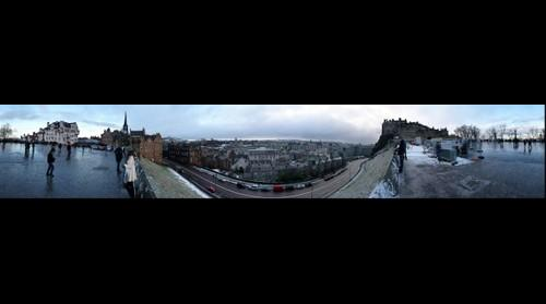 Edinburgh Castle 360