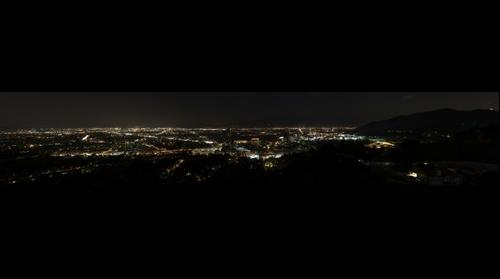 UNIVERSAL CITY by Night