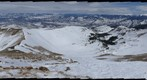 Baldy Mountain on a very windy day, Snowmass, Colorado