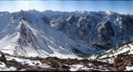 Pyramid Peak 3D Panorama (Right Eye)