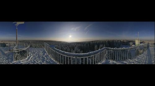 Winterblick vom Totenstein