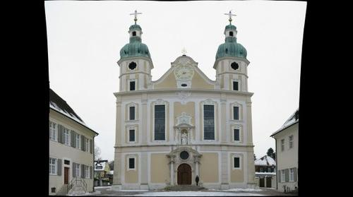 Der Dom zu Arlesheim, die «kleine Kathedrale»