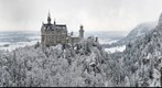 Neuschwanstein Snowscape