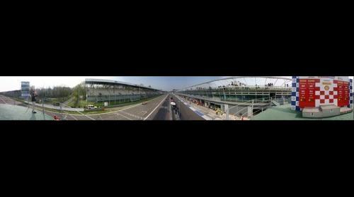 Monza Podium