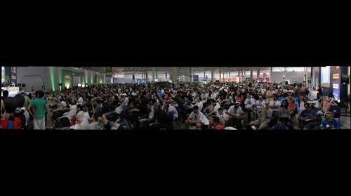 Conferência de Kevin Mitnick na Campus Party 2010