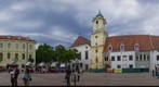 Plaza de Armas, Bratislava. Eslovaquia