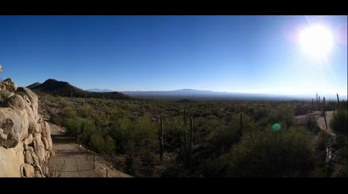 Desert Museum - Tucson, Arizona