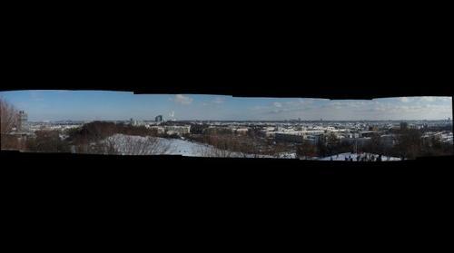 Munich Olyberg Wintertime