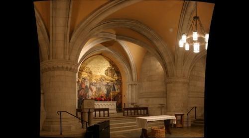 Washington National Cathedral - Chapel of St. Joseph of Arimathea