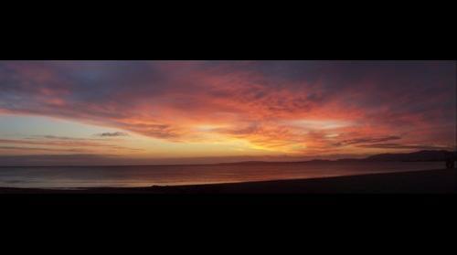 palma de mallorca sunset