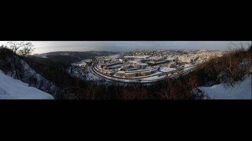 Červený kopec  - Red Hill