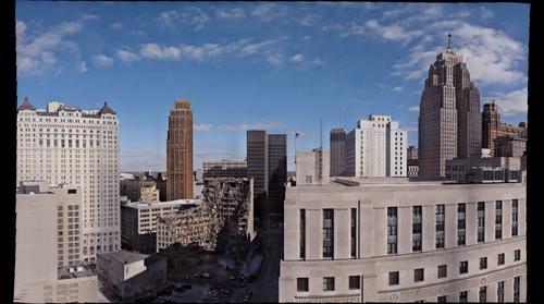 Lafayette Building Demolition