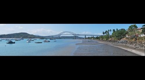 Puente de las Am�cas, Panam�