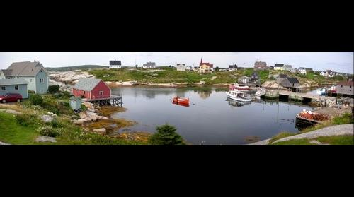 Peggy's Cove Nova Scotia