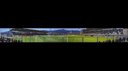 Panorámica Stadium Gal - Real Unión