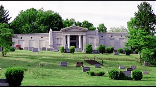 East Harrisburg Cemetart Mausoleum
