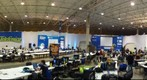Mais uma panoramica da Campus Party 2010