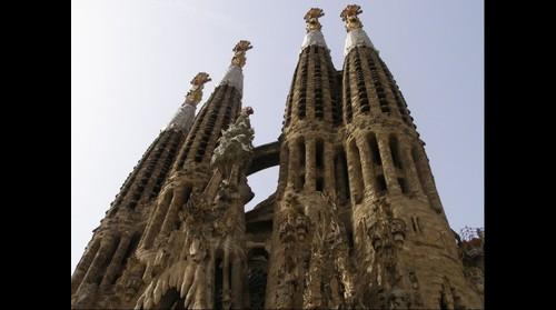 Sagrada Familia - Portico del Nacimiento