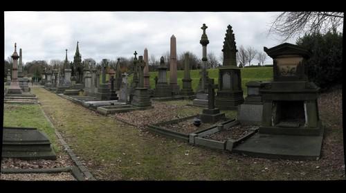 Undercliffe Cemetery  Bradford England