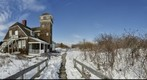 Sandy Hook Visitor Center (360) Winter