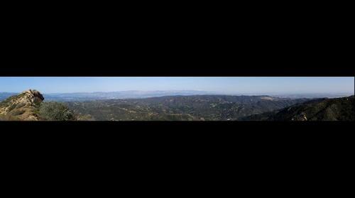 Calabasas Peak Panorama