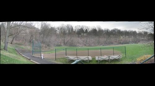 Koenig Field, Edgewood