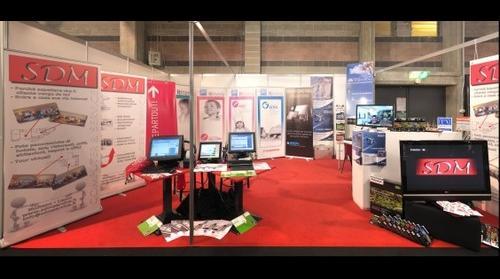 Stand SDM - Itinera - RistorExpo 2010 Erba