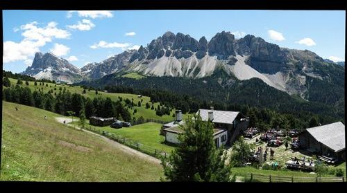 South Tyrol Panorama