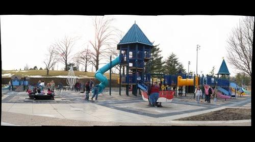 Vlassis Park Playground - Ballwin, MO