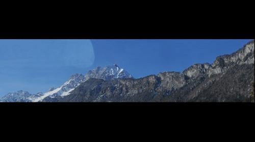 Wilder Kaiser / St. Johann in Tirol